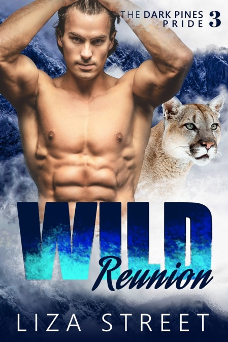 shifter romance book cover