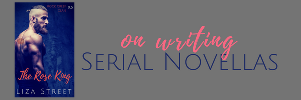 On Writing a Paranormal Romance Serial Novella – liza street