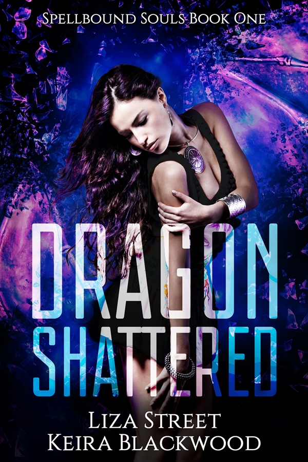 reverse harem dragon shifter romance cover