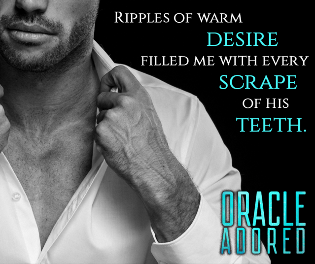 oracle adored promo 1