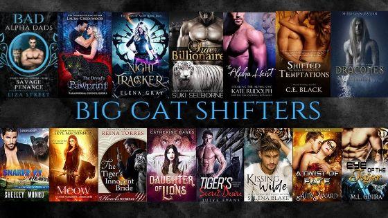 big cat shifters