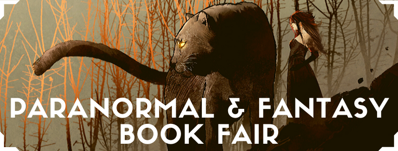 paranormal & fantasy book fair