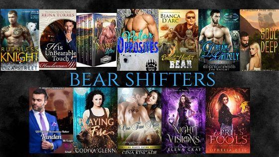 bear shifters 2