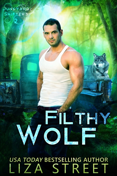 Filthy Wolf cover