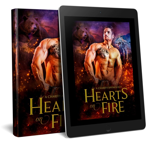 hearts of fire two books
